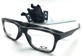 New OAKLEY RX OX8107 0451 Trim Plane eyeglass Frames Polished Grey Tortoise 51MM - $88.17