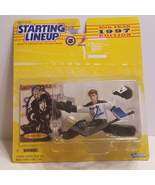 Starting Lineup 1997 Patrick Lalime by Kenner Action Figure. New, sealed - $10.00