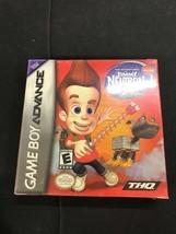 The Adventures of Jimmy Neutron Nintendo Game Boy Advance NEW FACTORY SE... - $24.70