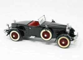 The Danbury Mint 1927 Stutz Black Hawk 1:24 Scale w/ Box Clean - $49.01