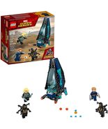 LEGO Marvel Super Heroes Avengers: Infinity War Outrider Dropship Attack... - $59.99