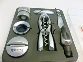HOUDINI  Wine Tool Kit By METROKANE  6 Pc. New - $15.84