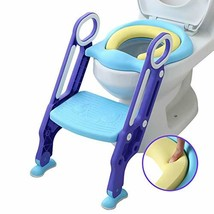 Mangohood Potty Training Toilet Seat with Step Stool Ladder for Boy and ... - $46.28