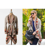 Anthropologie Promises To Keep Sweater Cardigan by Sparrow Sz S - $116.99
