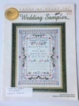 Wedding Sampler - Sherrie Stepp-Aweau - Cross Stitch Pattern - $5.00