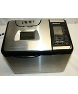 Breadman TR2700 Stainless Steel Convection Bread Maker Bread Machine - $69.29