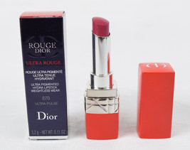 Dior Rouge Ultra Rouge Lipstick 870 Ultra Pulse - $24.75