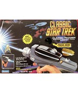 Star Trek Classic Phaser with Lights and Sounds - $43.07