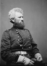 Union Federal Army General Robert Milroy Winchester 8x10 US Civil War Photo - $7.05