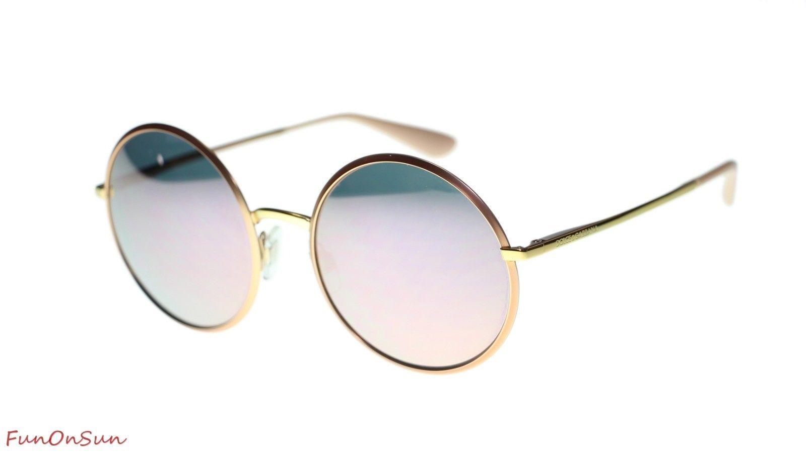 775e9f9adaa0 10. 10. Previous. Dolce Gabbana Women Sunglasses DG2155 12945R Pink/Grey Mirror  Pink Lens 56mm