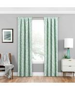 "Eclipse Haley Window Panel, 37"" x 84"", Mint - $13.85"