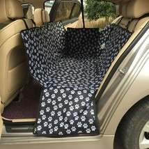 Car Auto Seat Covers For Dog Rear Back Pet Dogs Carriers Waterproof Safe... - $29.99