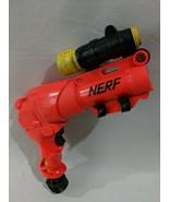 NERF Air Jet Power Secret Shot II Dart Foam Gun Pistol Pump Hasbro 1998 ... - $22.76