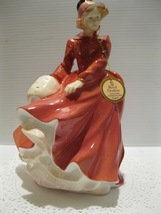 ROYAL DOULTON figurine - LOUISE - HN 3207 - 7 1/2 inches - 1989 in origi... - $75.00
