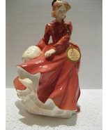 ROYAL DOULTON figurine - LOUISE - HN 3207 - 7 1/2 inches - 1989 in origi... - $60.00
