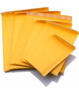 50 Shipping envelopes bags Brown Kraft bubble padded mailer supply poly ... - $22.76