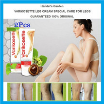 2Pcs VARIKOSETTE Leg Cream 75 ml by Hendel Genuine FREE international sh... - $22.76