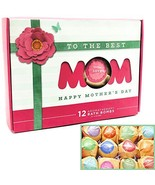 Mother's Day Bath Bomb Set Limited Edition 12 Pack - $74.32