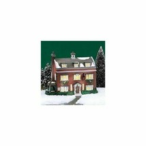 Dept 56 Dickens Snow Village  Gad's Hill Place 6th Ed. 1997 57535 - $52.08