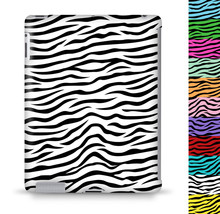 Zebra Print Tablet Hard Shell Case - $29.99+