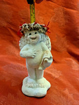 1994 Joy to the World Dreamsicles Angel Cherub Figurine Signed Kristin Mexico image 5