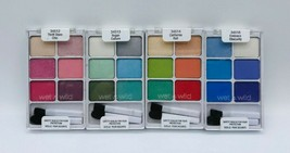 4 x Wet N Wild Coloricon Eyeshadow Palette New Sealed Free Shipping - $19.99