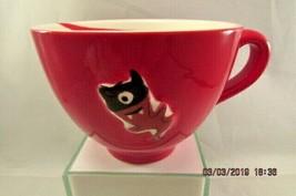 Starbucks Red Monster Boo Mug 2006 12 oz Halloween Mug - $12.19