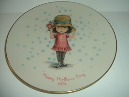 Moppets Mothers Day Plate 1974 by Gorham China - $18.99