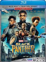 Black Panther [Blu-ray+Digital, 2018]  image 1