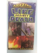 Life Against Death VHS Tape NOS Sealed  - $14.84