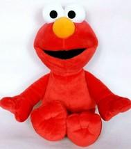 "Fisher Price Mattel Red Elmo Sesame Street Plush Stuffed Animal 2009 16"" - $19.79"