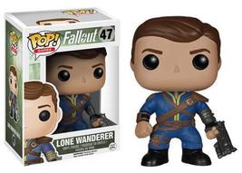 Fallout Male Lone Wanderer Vinyl POP! Figure Toy #47 FUNKO NEW MIB - $12.55