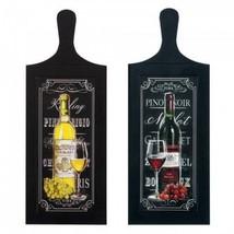Wine Bottle Wall Art Duo - $31.68