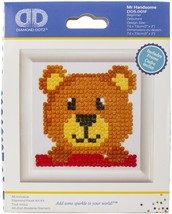 Diamond Dotz Diamond Embroidery Facet Art Kit W/ Frame-Mr. Handsome - $10.82