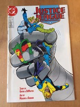 JUSTICE LEAGUE INTERNATIONAL #11 (MAR 1988) VFN DC COMICS - $2.59