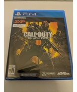 Call of Duty: Black Ops 4 - PlayStation 4 - New - Factory Sealed - - $47.23
