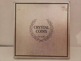 Original Box for Imperial Glass Crystal Coins 1964 Liberty Series Kenned... - $6.92