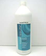 Matrix Total Results Amplify Volume Shampoo 33.8 Oz Color Treated Hair C... - $24.74