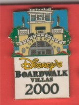 Boardwalk Villas Resort  WDW Authentic Disney Pin on card - $16.99