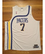 Authentic Reebok 1972-73 Indiana Pacers HWC Jermaine O'Neal Home Jersey 56 - $309.99