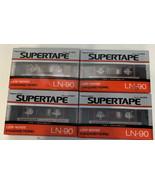 Vintage Realistic Supertape LN-90 Type Low Noise Cassette Tape Sealed lo... - $14.01