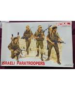DML Dragon 1:35 World Elite Force Israeli Paratroopers Figure Kit #3001U - $22.11