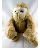 "Chosun 16"" Tan Monkey Plush Stuffed Animal Excellent Condition VERY SOFT... - $17.24"