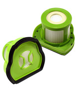 2-Pack HQRP Filter Set for Bissell 1782 17823 Pet Hair Eraser Cordless H... - $8.95