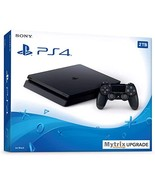 Playstation 4 Slim 2TB SSD Console with DualShock 4 Wireless Controller... - $989.00