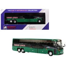 MCI D45 CRT LE Coach AC Transit Bus Transbay Express (San Francisco) Gre... - $48.29
