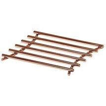 Spectrum™ Euro Square Trivet in Copper - $7.99