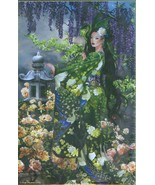 SunsOut Nene Thomas QUEEN OF JADE 1000 pc Jigsaw Puzzle Vertical Panoram... - $14.84