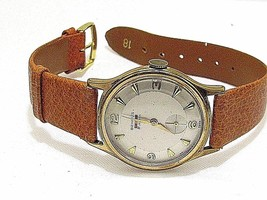 BENRUS 21 JEWELS DN411 VINTAGE SWISS WATCH FOR ... - $140.25