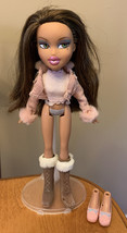 Bratz Campfire Yasmin Doll MGA Entertainment 2005 USED Some Accessories - $40.40